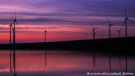 Ренцов (Мекленбург - Передня Померанія) Альтернативна енергетика Німеччини