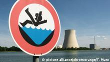 Nuclear plant Isar in Germany (Picture: picture alliance/chromorange/T. Marx)