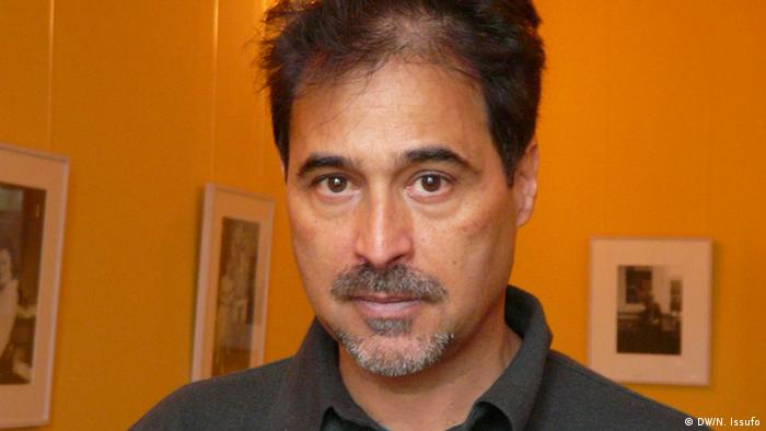 José Eduardo Agualusa, escritor angolano