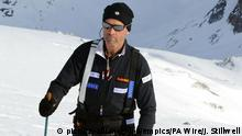 Antarktis Henry Worsley Forscher stirbt bei Solo-Expedition