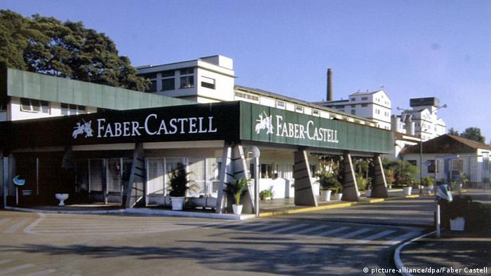 Faber Castell Fabrik im brasilianischen Sao Carlos