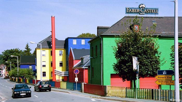 Faber Castell Werk in Geroldsgrün