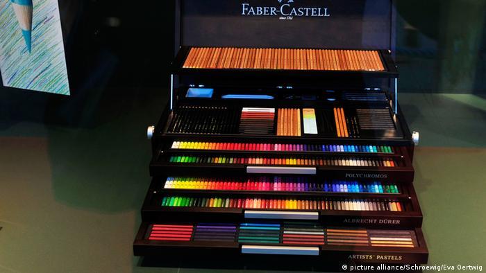Faber Castell 250 Jahre Jubiläum Sonderedition