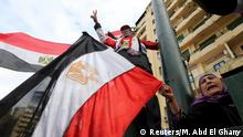 25.01.2016 **** Egyptians celebrate on Tahrir Square during the fifth anniversary of the uprising that ended 30-year reign of Hosni Mubarak in Cairo, Egypt, January 25, 2016. REUTERS/Mohamed Abd El Ghany © Reuters/M. Abd El Ghany