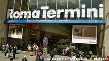 Italien Rom - Hauptbahnhof