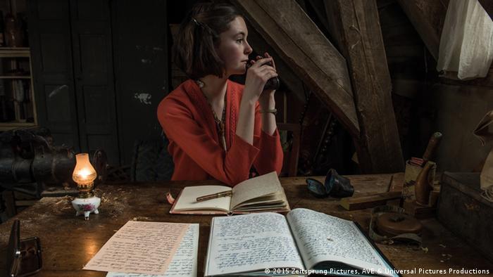 Кадр из фильма Дневник Анны Франк