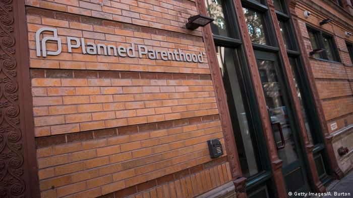 USA Planned Parenthood (Getty Images/A. Burton)
