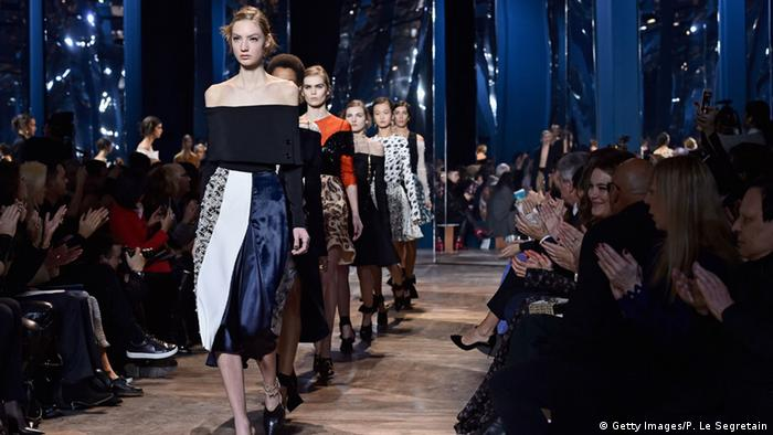 Frankreich Christian Dior Fashion Week Paris