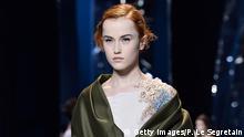 Frankreich Christian Dior Fashion Week Paris