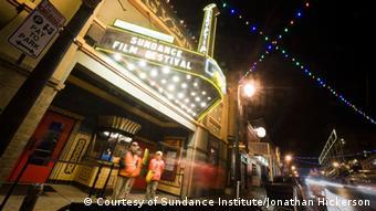 Sundance Film Festival cinema, Copyrigth: Courtesy of Sundance Institute/Jonathan Hickerson.