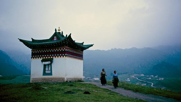 26.01.2016 DW Doku Tibet