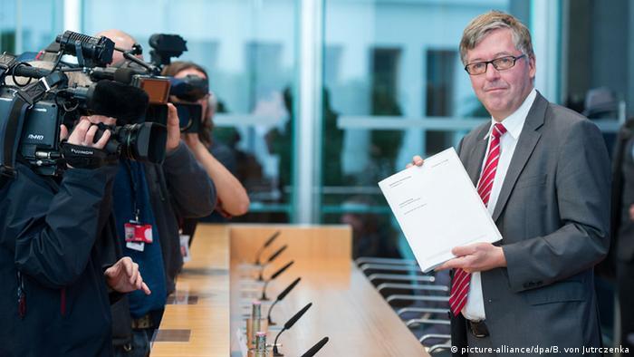 Deutschland Jahresbericht 2015 Wehrbeauftragter Hans-Peter Bartels