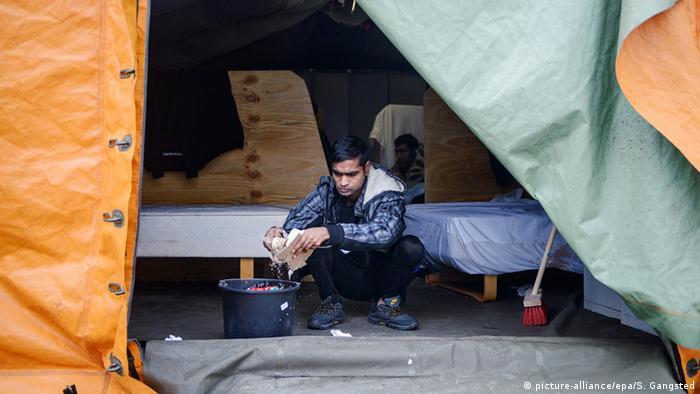 Dänemark Flüchtlinge in Thisted