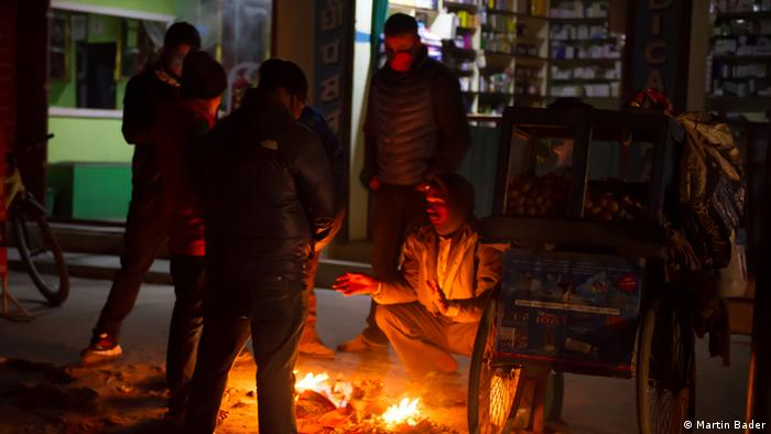 Nepal's needy running on empty