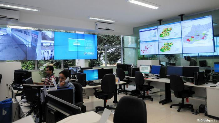 Überwachungssysteme zur Ausbreitung von Aedes aegypti in Brasilien
