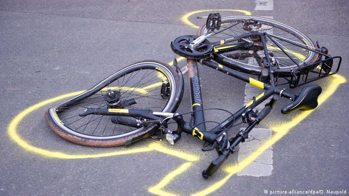 Велосипедная авария
