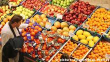 Supermarkt Verbraucher Preise