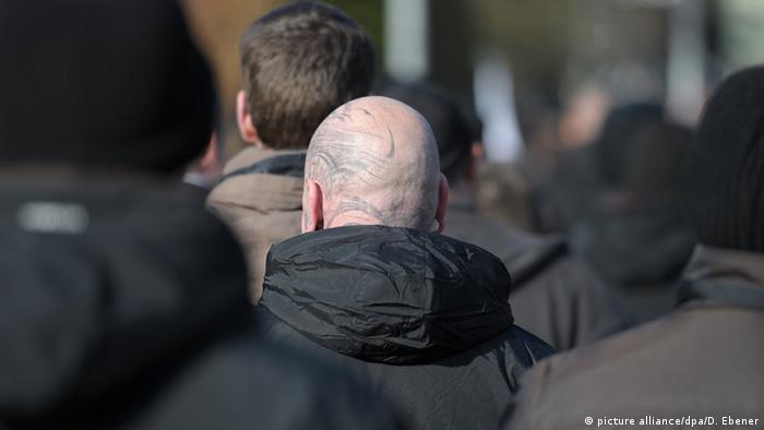Neonazi Aufmarsch in Oberfranken