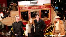 Deutschland Tarantino bei der Premiere von The Hateful Eight in Berlin