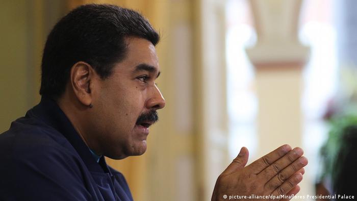 Nicolas Maduro Venezuela Caracas