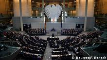 Deutschland Berlin Bundestag Gedenken Holocaust