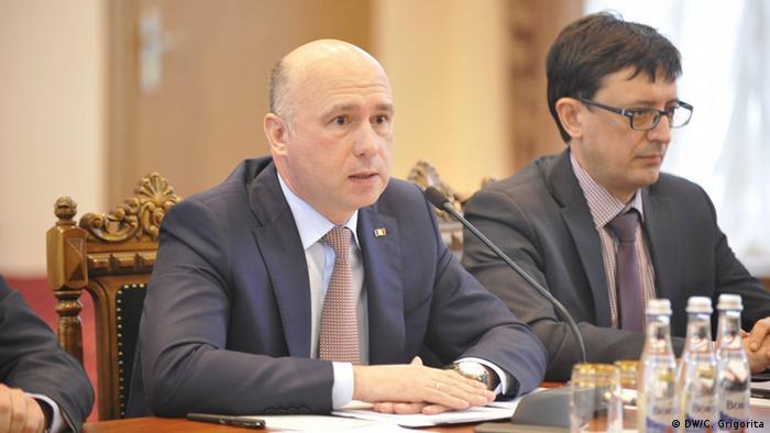 Moldau Pavel Filip Ministerpräsident