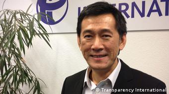 Srirak Plipat Transparency International Asien Pazifik
