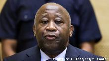 Elfenbeinküste Präsident Laurent Gbagbo