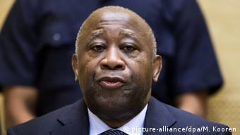 Laurent Gbagbo (2013) (picture-alliance/dpa/M. Kooren)