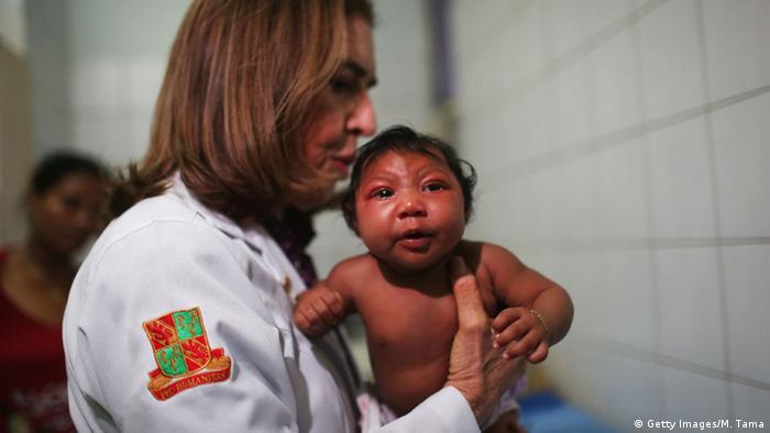 No Recife, um retrato do surto de microcefalia