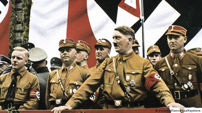 Nov pogled na Hitlera? | Panorama | DW | 14.03.2020