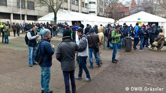 Lageso Berlin Flüchtlinge Registrierung