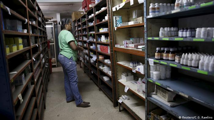 Desperate Venezuelans seek life-saving medicines on a wide-open Twitter black market