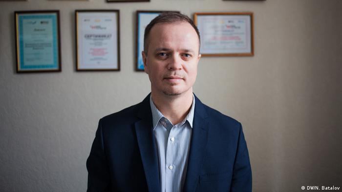 Иван Павлов, адвокат Ивана Сафронова, фото из архива