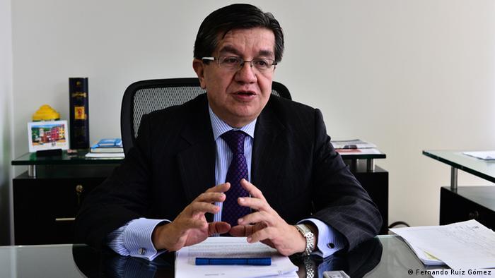 Fernando Ruíz Gómez, viceministro de Salud y Prestación de Servicios de Colombia.