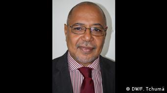 Guinea-Bissau Minister Agnelo Regala