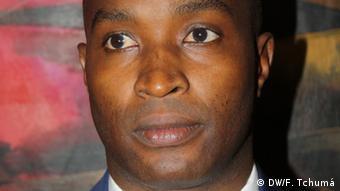 Guinea-Bissau João Bernardo Vieira, Staatssekretär Transport (DW/F. Tchumá)