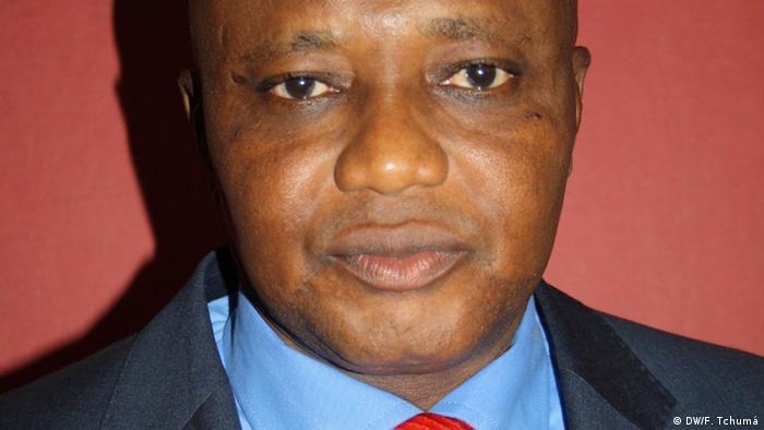 Guinea-Bissau Botche Candé, Ex-Innenminister