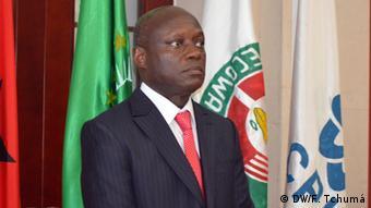Guinea-Bissau Präsident José Mário Vaz