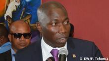 Guinea-Bissau Domingos Simões Pereira, Vorsitzender PAIGC