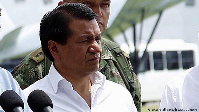 Kolumbien Jorge Armando Otálora
