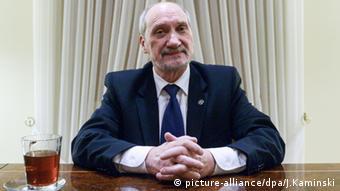 Antoni Macierewicz Polen Verteidigungsminister