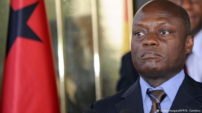 Guinea-Bissau President Jose Mario Vaz