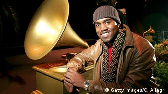 Kanye West in 2005, Copyright: Getty Images/C. Allegri