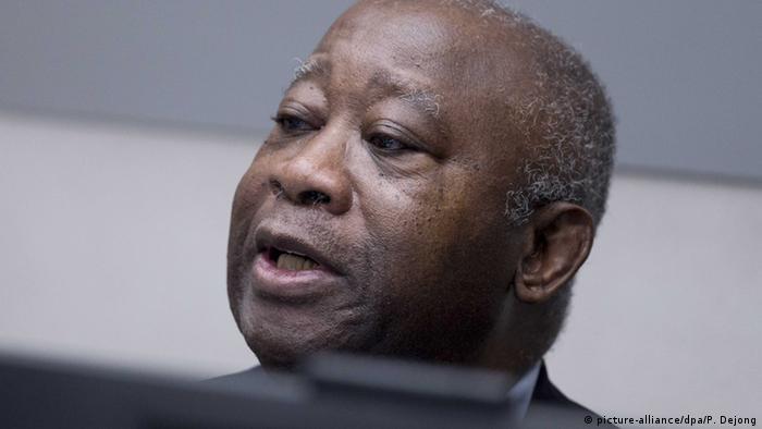 Laurent Gbagbo Elfenbeinküste Den Haag Internationales Strafgericht Niederlande