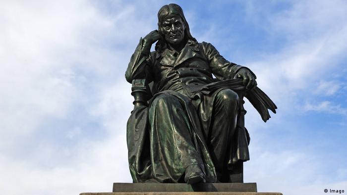 مجسمه شاعر (۱۷۸۸ - ۱۸۶۶)