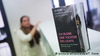 Buchcover von Shirin: Ich bleibe eine Tochter des Lichts, Foto: dpa