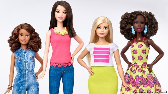 Barbie Puppen der Firma Mattel