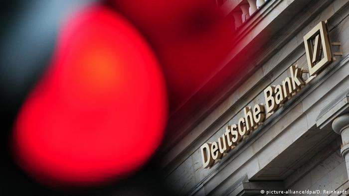 Logo Deutsche Bank (picture-alliance/dpa/D. Reinhardt)