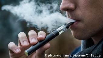 Elektronik sigara da sağlığa zararlı